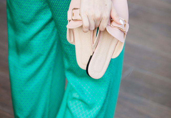 How to Style Flat Mules | Rosegal