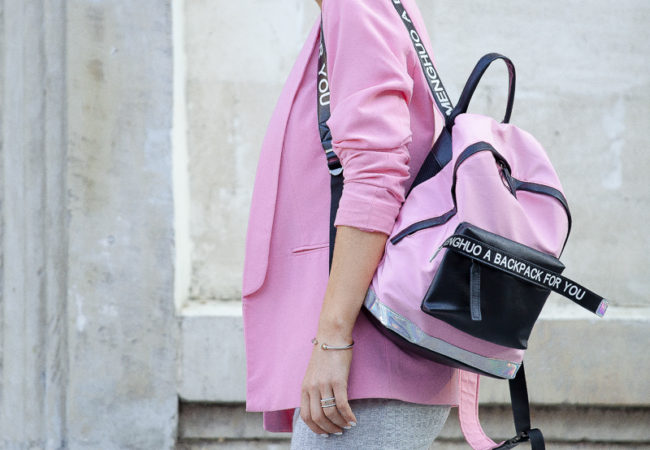 Pink Backpack | Gamiss