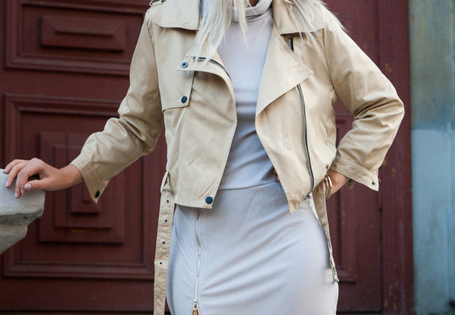 How to Style a Trench Coat | Yoins