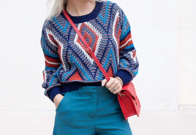 Cropped Sweater | Rosegal