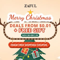 The Best Christmas Gift For Your Love -Zaful
