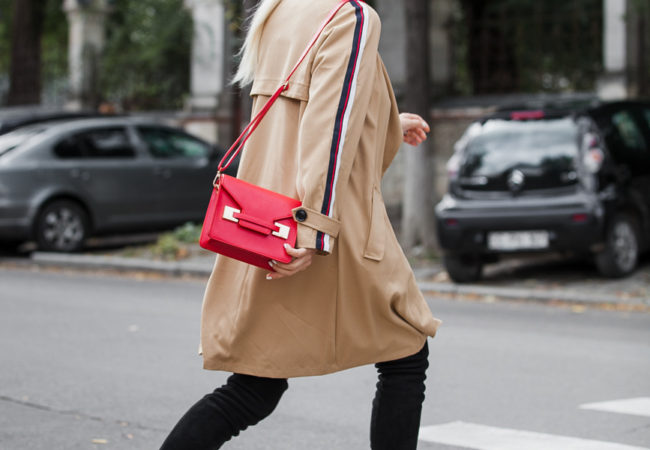 Style Tips: Nude Trench Coats For Women